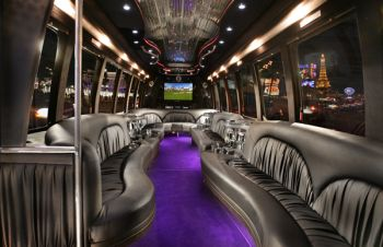 Houston Party Busses, Luxury Buses in Houston