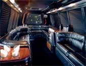 Party Buses in Houston, Texas